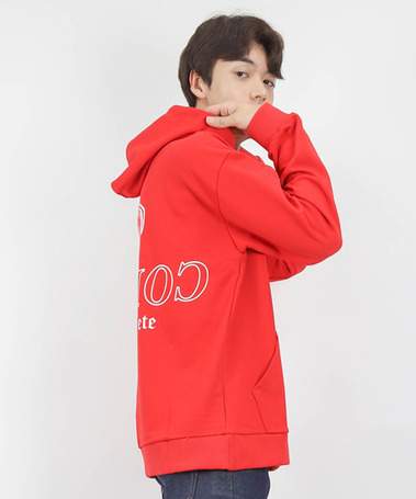 ARTIST VERSION 1 HOOD RED